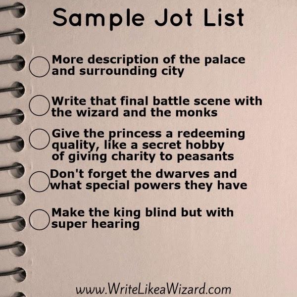 Ways to write a novel