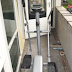Elliptical trainer and running