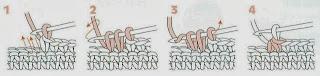 disminucion amigurumi