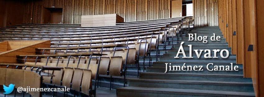 Blog de Álvaro Jiménez