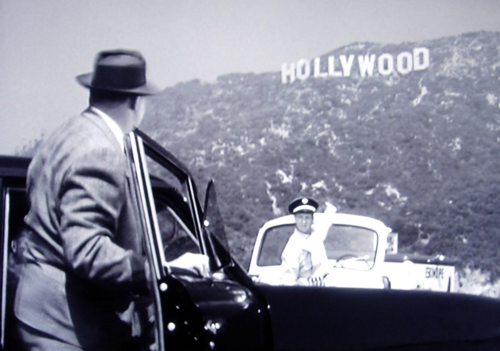 Dear Old Hollywood Down Three Dark Streets 1954 Film