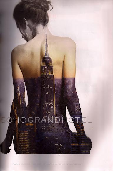 Reklama Soho Grand Hotel