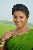 Anjali latest Glamorous photos in saree from svsc-thumbnail-13