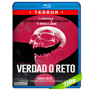 Verdad o reto (2018) BRRip 720p Audio Dual Latino-Ingles