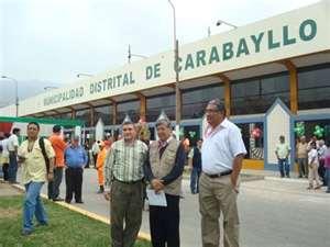 Hola carabayllo pr ximo alcalde acu rdese del ciam for Ayuntamiento de madrid oficina de atencion integral al contribuyente