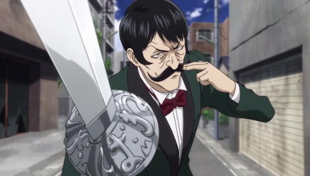 Oponente de Saitama