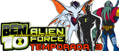 Ben 10 Alien Force: Temporada 03 [720p]