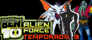 Ben 10 Alien Force: Temporada 03 [720p]