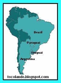 Membros do Mercosul