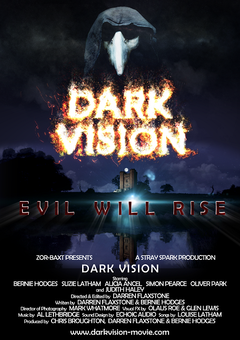Maynard s horror movie diary dark vision