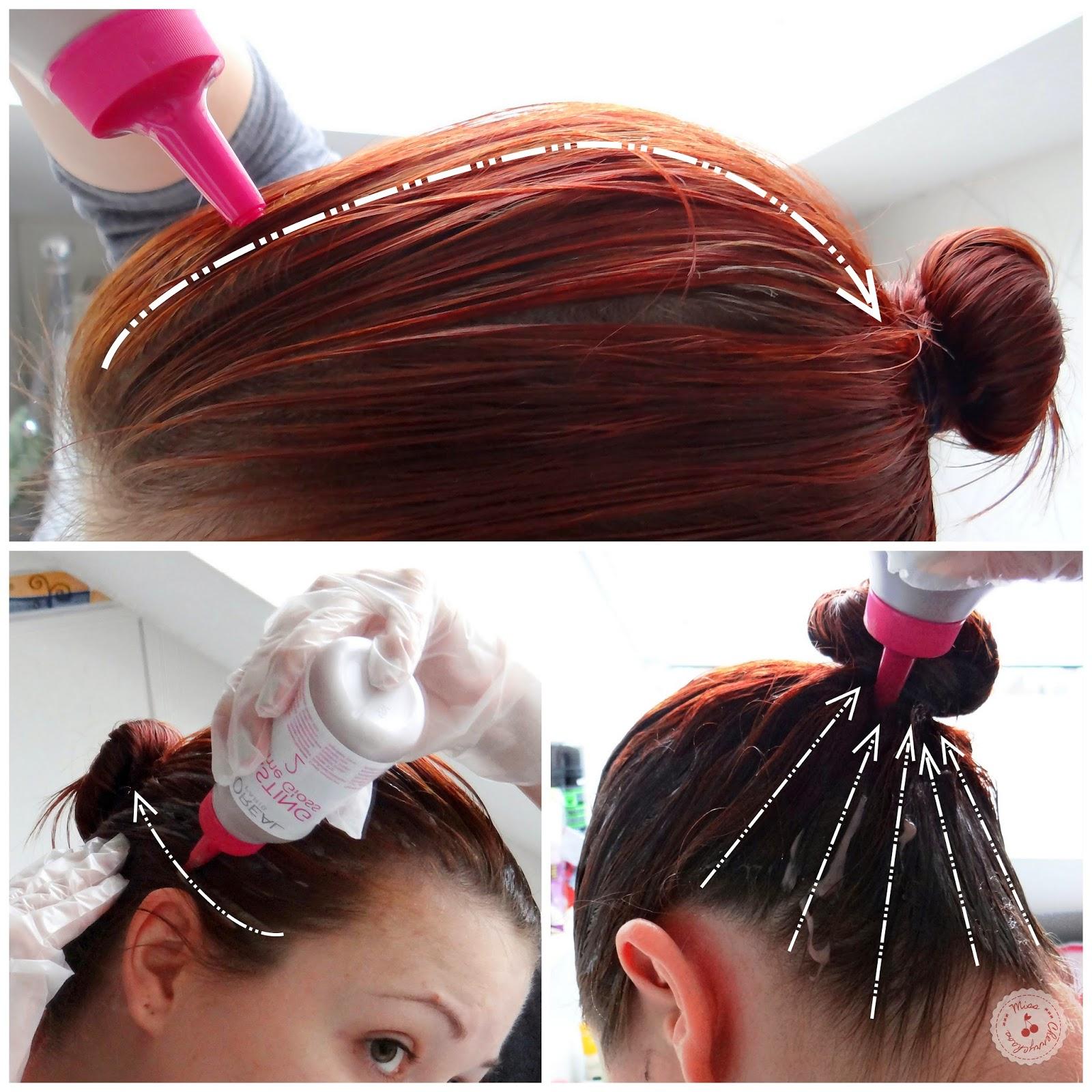 Miss Cherrychaos: Tutorial: Haare färben ohne Katastrophen