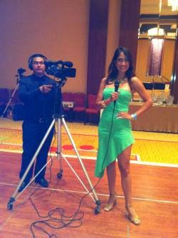Rita Verreos: TV Correspondent/Host,Philanthropist,Pageant Coach