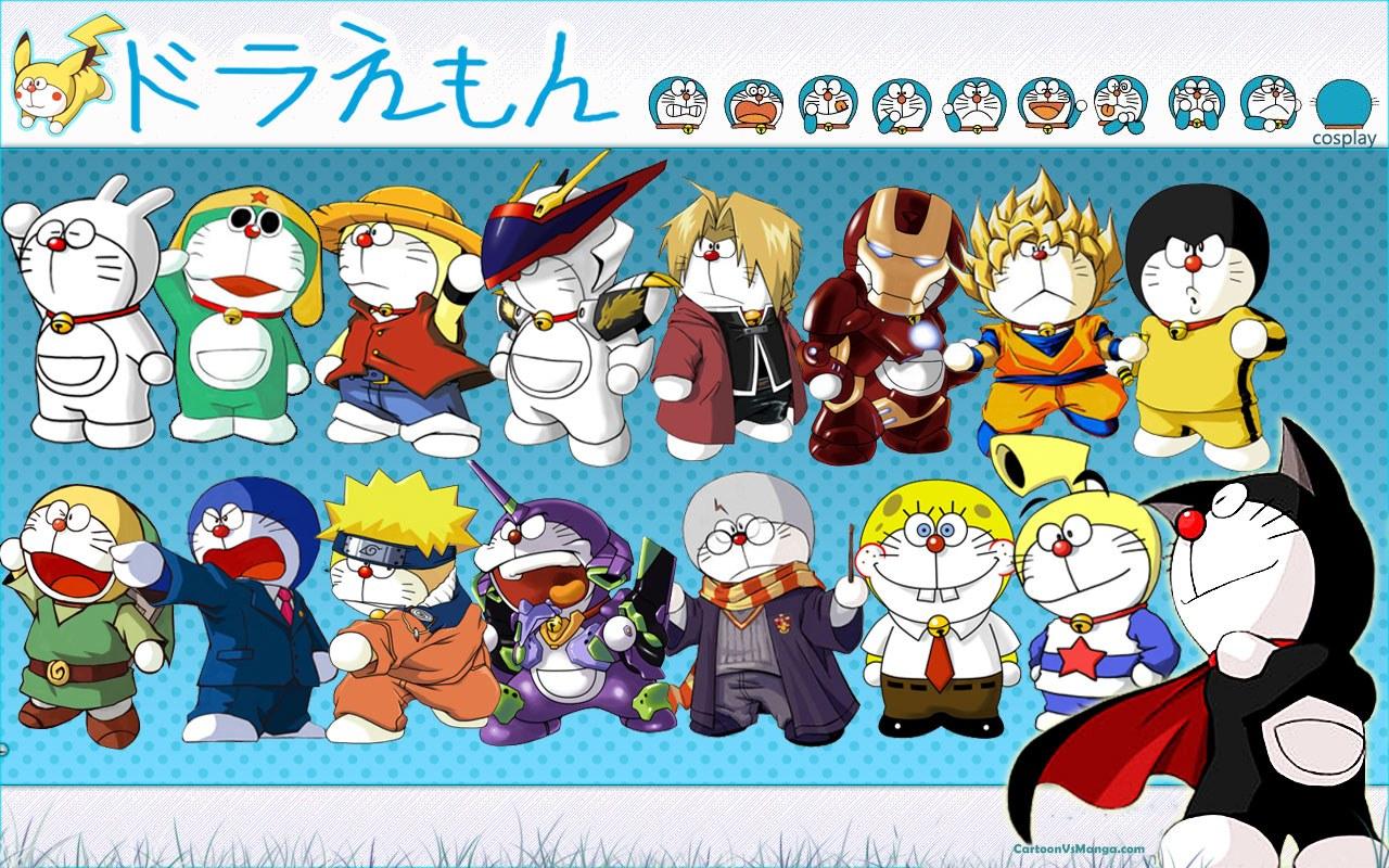 Kumpulan Wallpaper Doraemon Terbaru