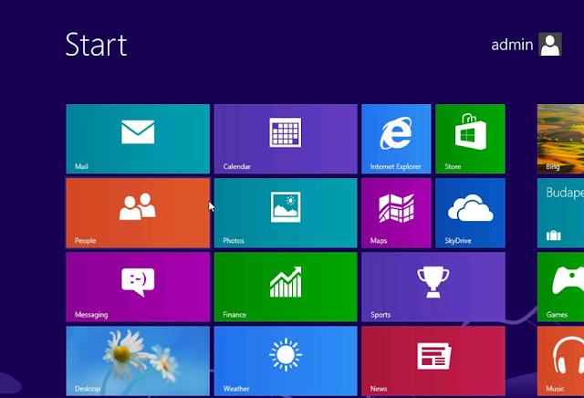 Installing Windows 8 on VMware ESXi 5.1