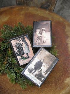Tiny Photo Boxes