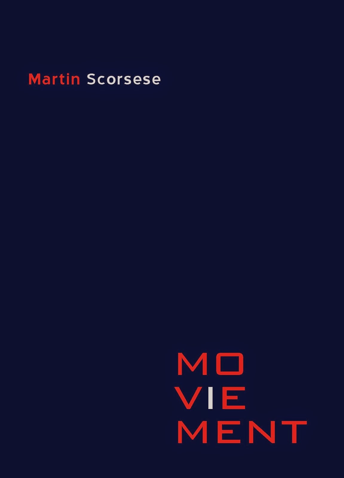 Moviement n°10 - Martin Scorsese