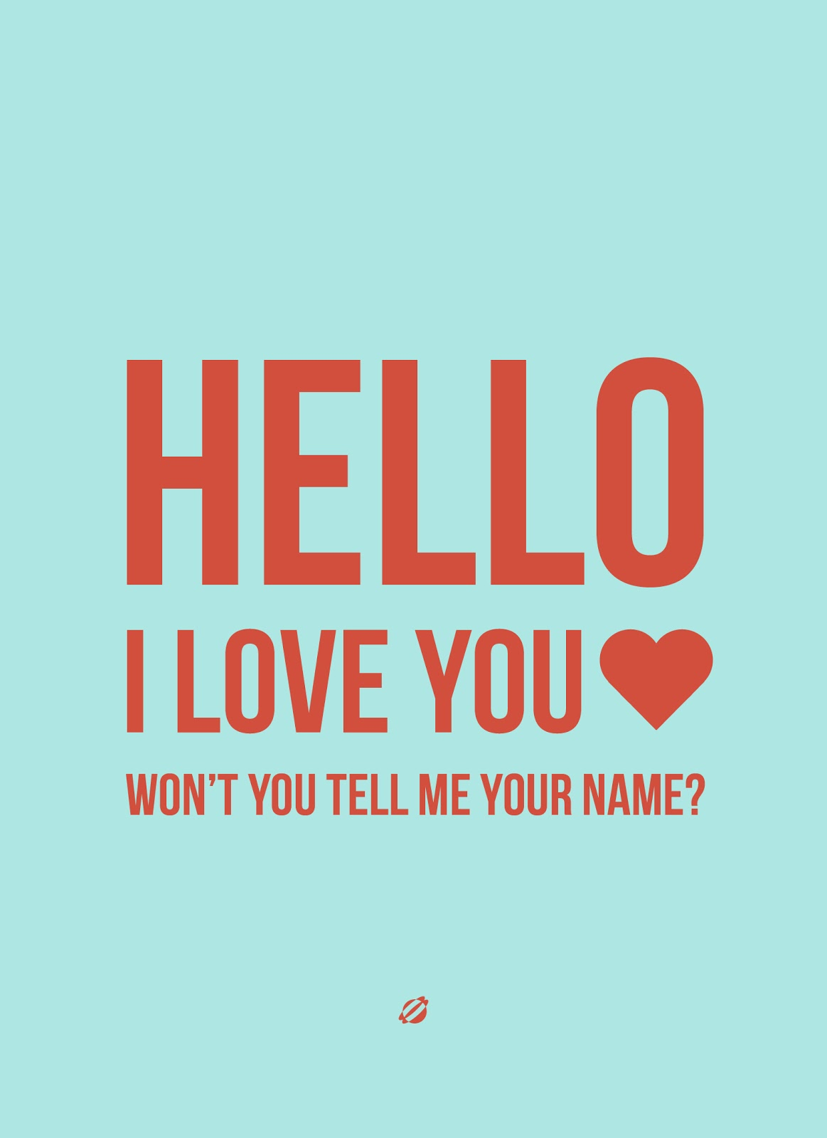 LostBumblebee 2013 Hello, I love you!