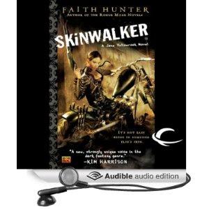 Audio Review: Skinwalker by Faith Hunter