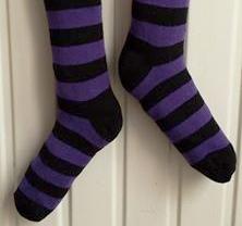 Wet Socks.