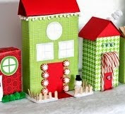 http://www.aprenderahacer.com/villa-navidena-reciclada/