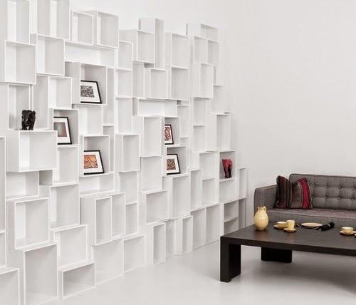 modern design by cubit shelving system of cubit