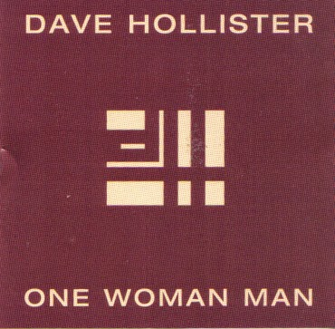 Dave Hollister - One Woman Man (Promo CDS) (2000)