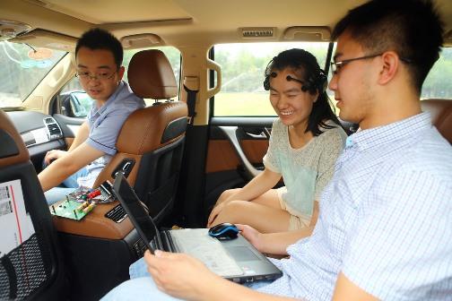 Penyelidik Cina Cipta Kereta Dikawal Kuasa Minda