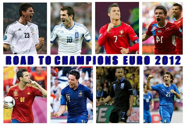 perempat final euro 2012