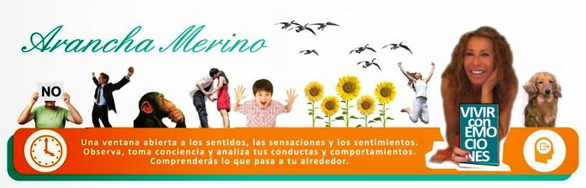 VIVIR CON EMOCIONES  Arancha Merino