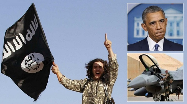 Dan Tahukah Anda: AS Sudah Habiskan Rp75,4 Triliun Lawan Islamic State, Habiskan Rp150 miliar per Hari