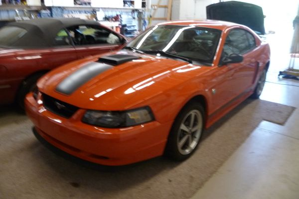 Mustang Mach 1 2004 For Sale Craigslist | Autos Post