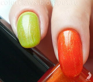 Avon Mandarin Magic + Divine Lime