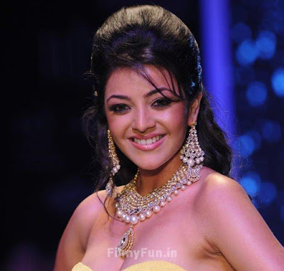 Gorgeous Kajal Agarwal Wallpaper