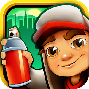 Cheat Game Android : Subway Surfers 1.24.0 Apk Unlimited Key and Coins