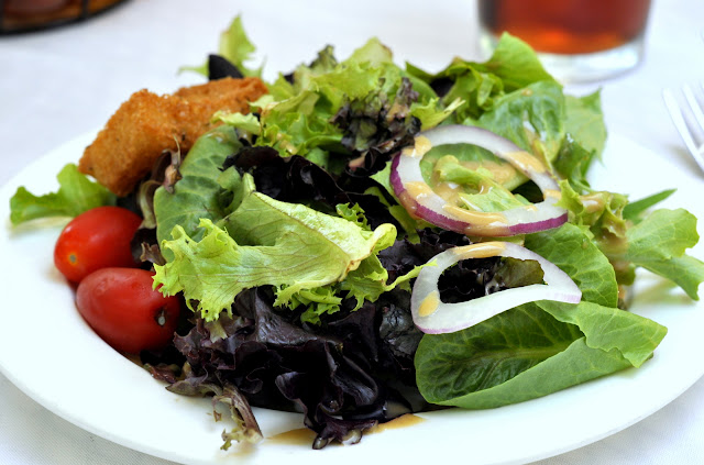 Petite-Baby-Green-Salad-Osteria-Avanti-The-Inn-at-Leola-Village-Leola-PA-tasteasyougo.com