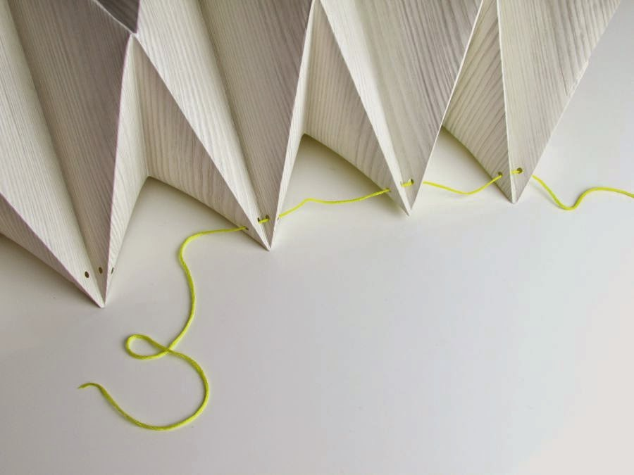 how to make a paper lampshade