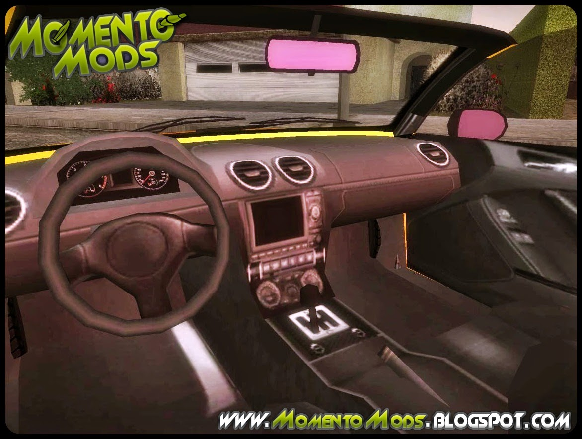 GTA SA - Obey 9F Cabrio Convertido Do GTA V