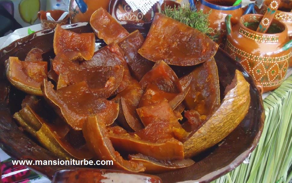 Calabaza en Tacha elaborada por las Cocineras Tradicionales de Michoacán