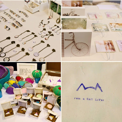 we love cats market mercadillo handmade solidario