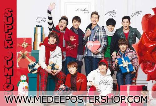Super Junior 2013 Poster