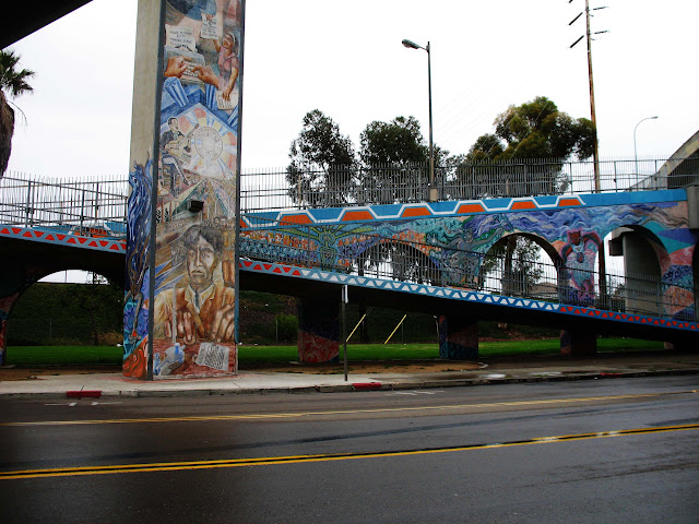san diego chicano park Visitors to chicano park day will experience traditional music and the park was recognized as a san diego cultural resource by the san diego historical society in.