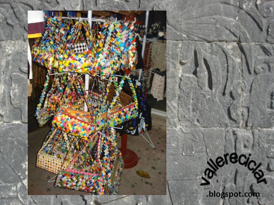Artesanato Sustentável Com Jornal ~ Valle Reciclar A Sustentabilidade em  Cancun Artesanato sustentável!!!!!!!