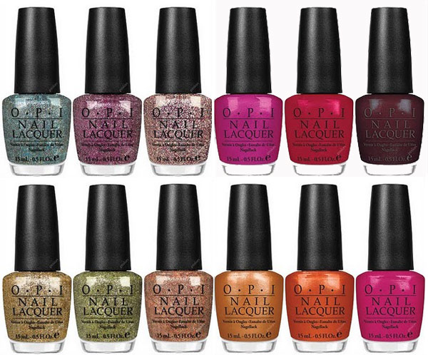 Opi Nail Polish Discontinued Colors