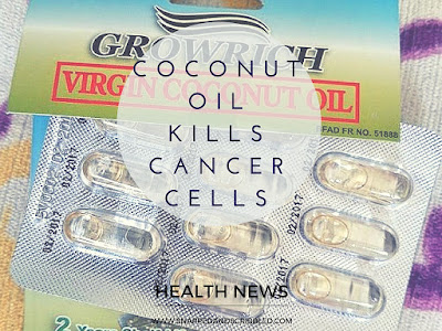 Coconut Oil Kills Cancer Cells Plus Other Health Benefits