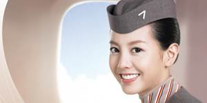 10 Maskapai Penerbangan dengan pramugari paling cantik dan menawan