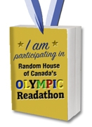 Random House of Canada Olympic Readathon