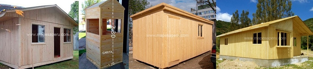 Mapesa per casetas modulos casas campamentos - Modulos prefabricados para viviendas ...