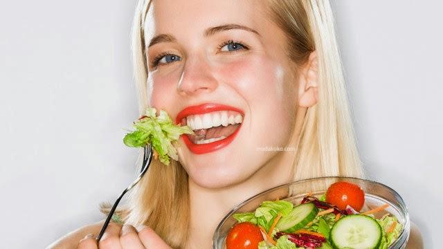 Hızlı Kilo Verdiren Dost Salata Tarifi