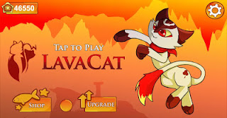 MOD Lavacat Apk + Data v1.0 Unlimited Gold Coins