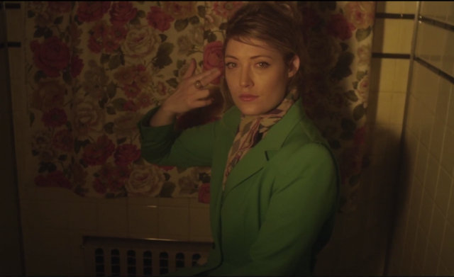 Jenny Hval - That Battle is Over (Official Music Video)   Director Zia Anger